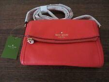 Kate Spade New York - Cobble Hill Mini Carson Bag - Geranium - NEW WITH TAGS