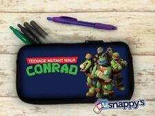 Personalized Teenage Mutant Ninja Turtles Pencil Bag