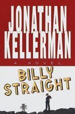 Jonathan Kellerman / Billy Straight A Novel Mystery Fiction Hardcover 1st ed