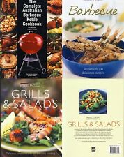 3B Complete Australian Barbecue Kettle Cookbook +R Digest Barbecue+Grills Salads