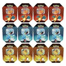 POKEMON TCG QTY1 x CASE of Hidden Fates Collectors Tins New Sealed Cards in Hand