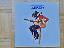"Jimi Hendrix – Sound Track Recordings From The Film ""Jimi Hendrix"" 2 lp"