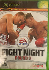 Xbox: (original) Fight Night Round 3