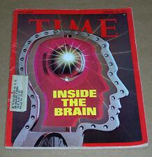 THE BRAIN  JANUARY 14 1974 TIME MAGAZINE VERY GOOD