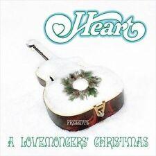 Heart-  A Lovemonger's Christmas CD OOP