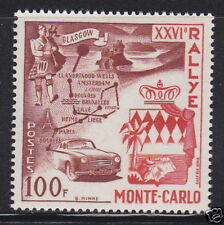 Monaco 365 Lightly Hinged ! scv $ 22 ! see pic !
