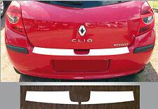 Pellicola Protezione Vernice Paraurti Trasparente Renault CLIO 3 Facelift Anno 09-12