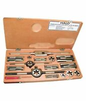 "BRAND NEW HEAVY DUTY TAP AND DIE SET 1/4 TO 1"" BSF- COMPLETE Box"