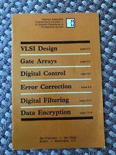 Hellman Associates VLSI Design Gate Arrays Brochure Engineering course 1981