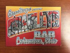 *Collection Of 85 Vintage Postcards O'Harley's Bar Columbus Ohio