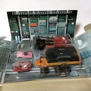 Takara Thunderbirds rescue vehicle POD 1 set 1/144 scale Japan Gerry Anderson