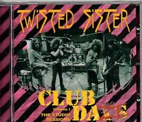 Twisted Sister - Club Daze Volume1 CD-Brand New-Still Sealed