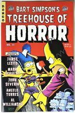 ESAR2416. TREEHOUSE OF HORROR #11 by Bongo 7.5 VF- (2005) EC Comics Homage Cover