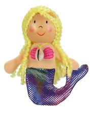 Mermaid Finger Puppet Toy Childrens Stocking Filler Party Bag Gift Present