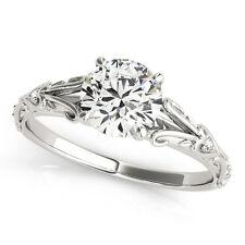0.05 CT DIAMOND ENGAGEMENT SEMI MOUNT RING
