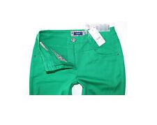 CECIL Damen Jeans Hose Modell JANET Gr. W 30 / L 32 slim stretch hell grün NEU