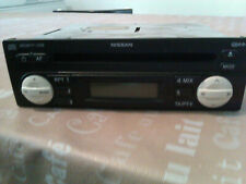 Auto radio cd NISSAN