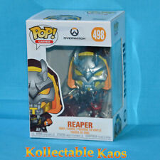 Overwatch - Reaper Hell Fire Pop! Vinyl Figure (RS) #498
