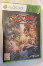Street Fighter X Tekken, XBOX 360, PAL, EU, Brand New Sealed