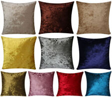 Velvet Solid Cushions & Covers for Children