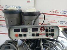 MPH Python II - X-Band Police Radar Gun w/ 2 Antennas, & Remote Series II FS