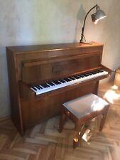 BERDUX PIANO München - Gepflegtes, klangstarkes Klavier. Geputzt + Klavierbank