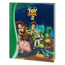 "Disney Pixar's Toy Story 2 Book NEW Hardcover Buzz Lightyear Woody  Large 8""x10"""