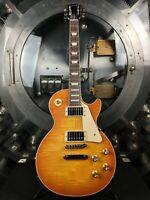 Gibson Les Paul Standard '60s Electric Guitar 2020 Unburst w/ Gibson Hard Case