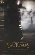 Lord Of The Rings Two Towers Advance ~ 22x34 One Sheet Movie Poster