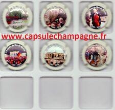 Capsules de champagne série  Pessenet Didier N°61 A 61e Numérotée 300EXP