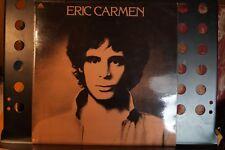 Eric Carmen – Eric Carmen Vinyl LP  Ex/Ex  Lyric Inner