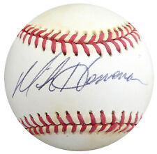 Mike Henneman Autographed Signed AL Baseball Detroit Tigers Beckett S78894