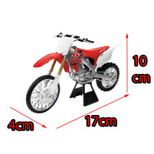 Red Honda CRF250R 1:12 Dirt Bike Motocross Motobike Motorcycles Kids Toy