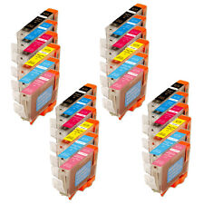 24 PK New Ink Combo for BCI-6 Canon Pixma i950 i960 i900D i9100