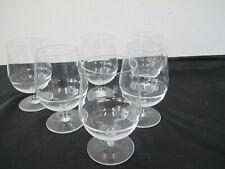 6  Wassergläser - Trinkgläser - Saftglas - Weinglas