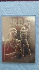 UPPER DECK 1995 MICHAEL JORDAN GOLD CARD NO. 5463 OF 25000