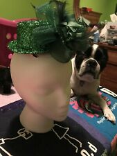 St. Patrick's Day Fascinator Hat