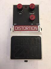 Tokai TDS-2 Z-II Analog Distortion Rare Vintage Guitar Effect Pedal MIJ Japan