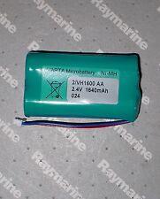Raymarine Autohelm Inteligente Controlador Nimh Batería Pack A18119 Auto Piloto