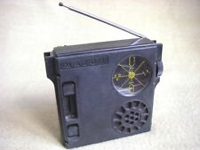 Rare Unitra Eltra Major MOT-759 Military Look Transistor Battery Radio Poland