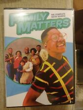 Family Matters: The Complete Sixth Season (DVD, 1994)