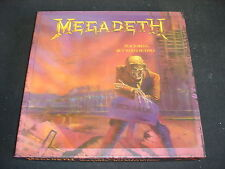 MEGADETH Peace sells but who's buying- 25th anniversary DELUXE BOXSET CD + LP