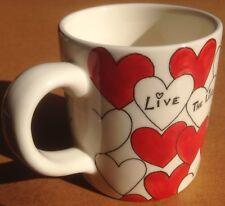 Live The Life You Love Love The Life You Live Tea Mug