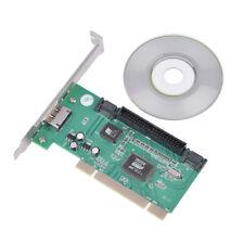 PCI-E Expansion Card Internal SATA eSATA IDE RAID Controller Adapter 1.5Gbps BT