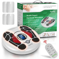 OSITO Foot Circulation Plus EMS Feet and Legs Tens Massager Machine Neuropathy