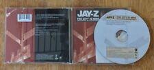 Jay-Z The City Is Mine Featuring Blackstreet 3 Track CD Single - Jay Z - $3 S/H!