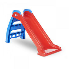 New Little Tikes First Slide (Red/Blue) - Indoor/Outdoor Toddler Toy