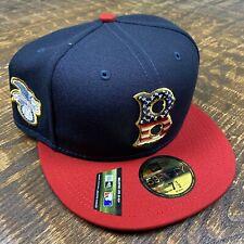 Boston Red Sox New Era 59FIFTY Hat Cap 2019 Stars & Stripes 4th of July 7 1/2