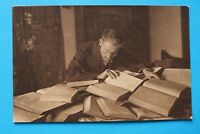 Israel Judaika AK Jerusalem 1921 Eliazar Ben Yehoda creator of Hebrew Encycloped