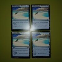 Lonely Sandbar x4 Modern Horizons 4x Playset Magic the Gathering MTG